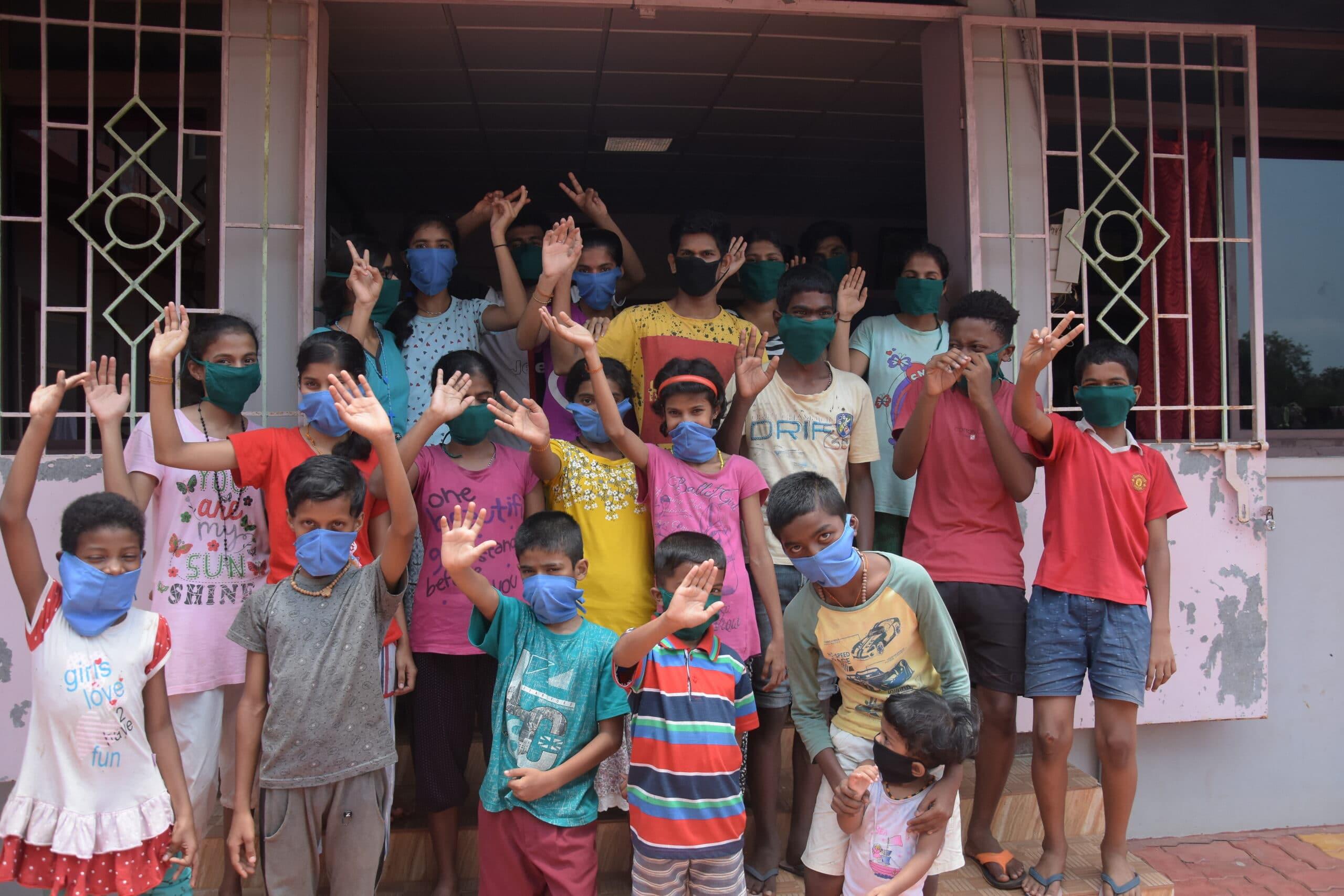 Sbírka z online koncertu je již v Indii